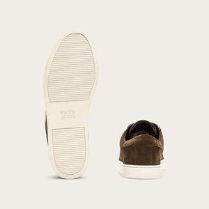 Frye Shoes - NIB Ladies Frye Sindy Suede Leather Sneakers 8M